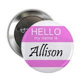 "Allison 2.25"" Button (100 pack)"