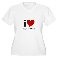 iHeart My Nurse T-Shirt
