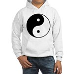 Yin Yang Hooded Sweatshirt