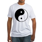 Yin Yang Fitted T-Shirt