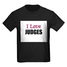I Love JUDGES T
