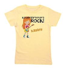Kindergarten Rocks Girl's Tee
