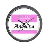 Angelina Wall Clock