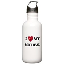 I love my Micheal Water Bottle