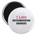 I Love INSTRUMENTATION ENGINEERS Magnet