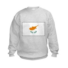 Cyprus Flag T-Shirts Sweatshirt