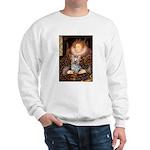 The Queen's Yorkie (T) Sweatshirt