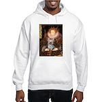 The Queen's Yorkie (T) Hooded Sweatshirt