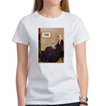 Mom's Yorkie TESS Women's T-Shirt