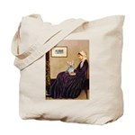 Mom's Yorkie TESS Tote Bag