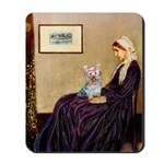 Mom's Yorkie TESS Mousepad