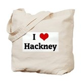 I Love Hackney Tote Bag