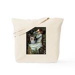 Ophelia's Yorkie (T) Tote Bag