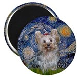 Starry Night Yorkie (T) 2.25