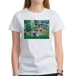 Bridge / Yorkie (T) Women's T-Shirt