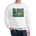 Bridge / Yorkie (T) Sweatshirt