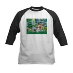 Bridge / Yorkie (T) Kids Baseball Jersey