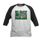 Bridge / Yorkie (T) Kids Baseball Jersey