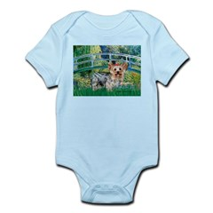 Bridge / Yorkie (T) Infant Bodysuit