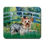 Bridge / Yorkie (T) Mousepad