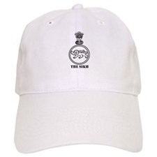 The Sikh Regiment Emblem Baseball Cap