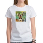 IRISES / Yorkie (17) Women's T-Shirt