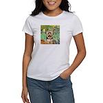 IRISES / Yorkie (17) Women's T-Shirt