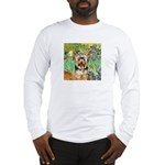 IRISES / Yorkie (17) Long Sleeve T-Shirt