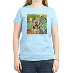 IRISES / Yorkie (17) Women's Light T-Shirt