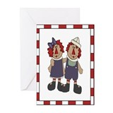 Annie and Andy Greeting Cards (Pk of 10)