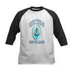 House of Blue Lights Kids Baseball Jersey