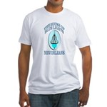 House of Blue Lights Fitted T-Shirt