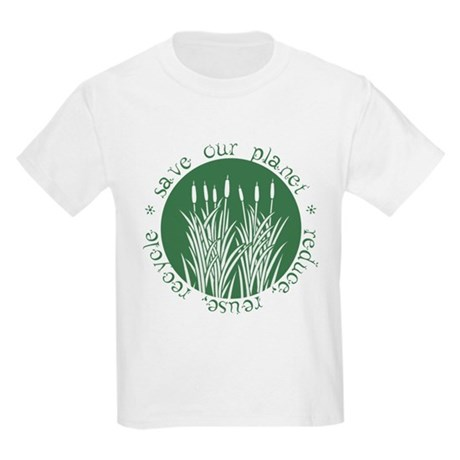 Save Our Planet Kids Light T-Shirt