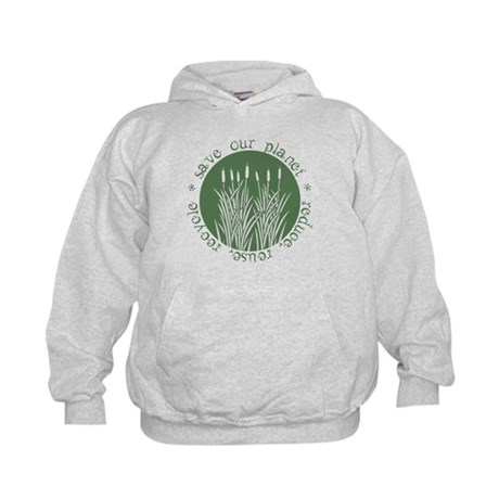 Save Our Planet Kids Hoodie
