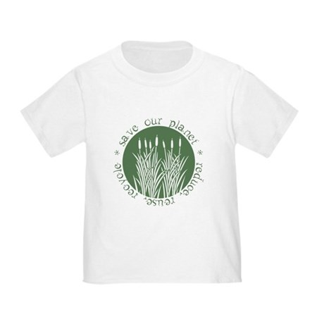 Save Our Planet Toddler T-Shirt