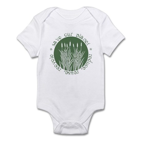 Save Our Planet Infant Bodysuit