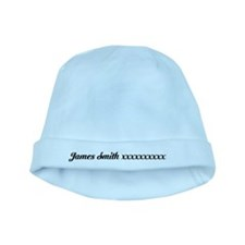 Baby Name Template Baby Hat