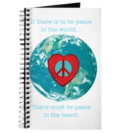 World Peace Heart Journal