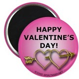 Happy Valentine's Day #2 Magnet