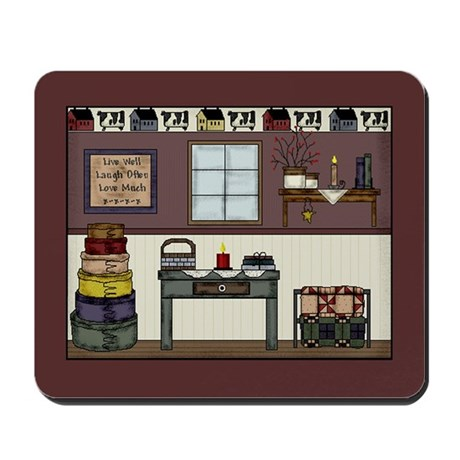 Country Room Mousepad