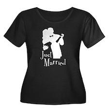 Elegant Just Married T