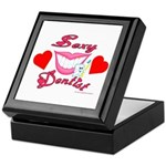 Sexy Dentist Keepsake Box