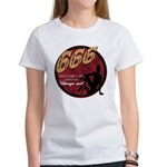 666 Devilish Sign Female Women's T-Shirt
