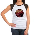 666 Devilish Sign Female Women's Cap Sleeve T-Shir