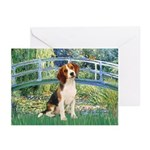 Bridge & Beagle Greeting Cards (Pk of 20)