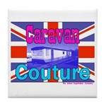 Caravan Couture Tile Coaster