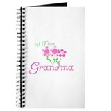 1st Time Grandma Journal