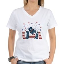 USA Fireworks Shirt