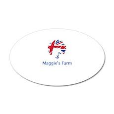 Maggie's Farm Wall Sticker