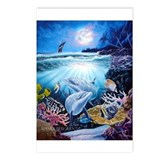 Dolphin Dream Postcards (Package of 8)